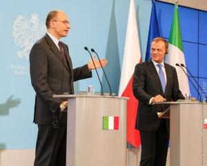 Italia-Polonia: Letta il 5 dicembre a Varsavia incontra Tusk