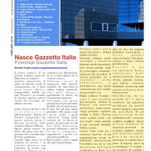 numero zero gazzetta italia