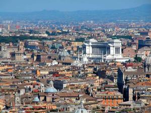 Passeggiate romane, il centro dell'Urbe