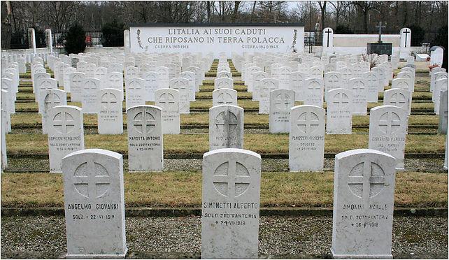 cimitero militare italiano Bielany