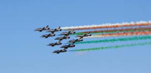 Frecce tricolori, orgoglio italiano