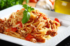 Spaghetti Bolognese nie istnieją!