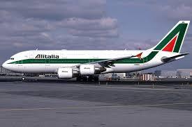 Il Gruppo Alitalia aumenta i ricavi malgrado la crisi del settore