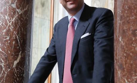 Ambasador Riccardo Guariglia kieruje słowa pożegnania na zakończenie swojej misji w Polsce