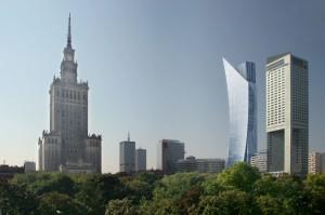 Apartamentowiec Z?ota 44 sprzedany za 260 mln PLN.