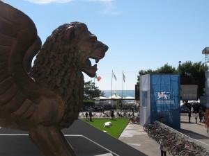 sunny 3 day at Venice Film Festival