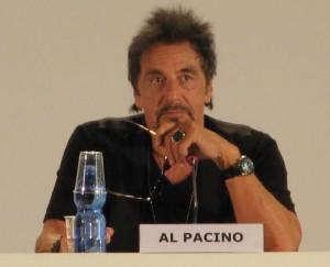 """Al Pacino e Charlotte Gainsbourg, ovvero sono arrivate le star! (nell'articolo clip video su """"3 coeurs"""")"""