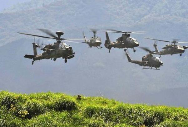 Elicottero In Tedesco : Nebbia fitta elicotteri militari usa si perdono in polonia