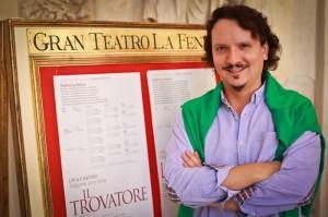 Rucinski ne Il Trovatore, domani la premiere al Teatro La Fenice
