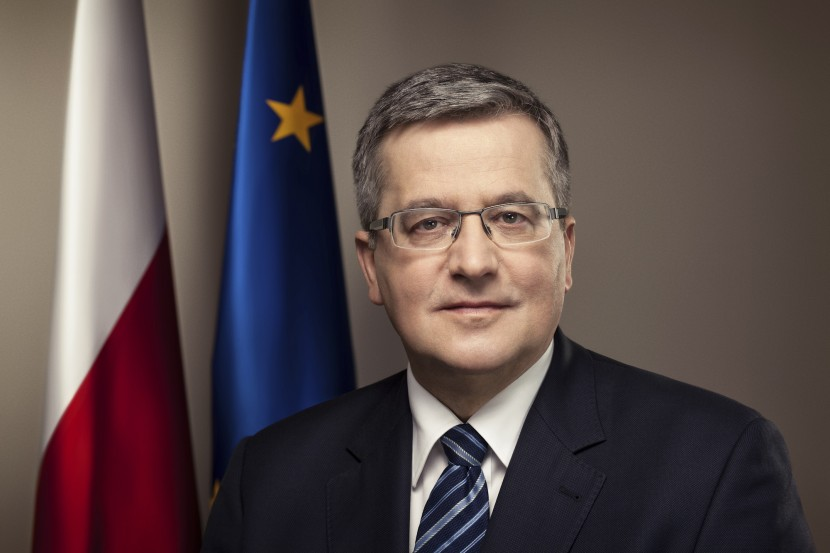 L'importante discorso del Presidente della Repubblica polacca al parlamento tedesco