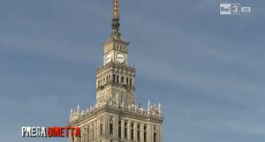Presa diretta a Varsavia, si parla di fondi europei