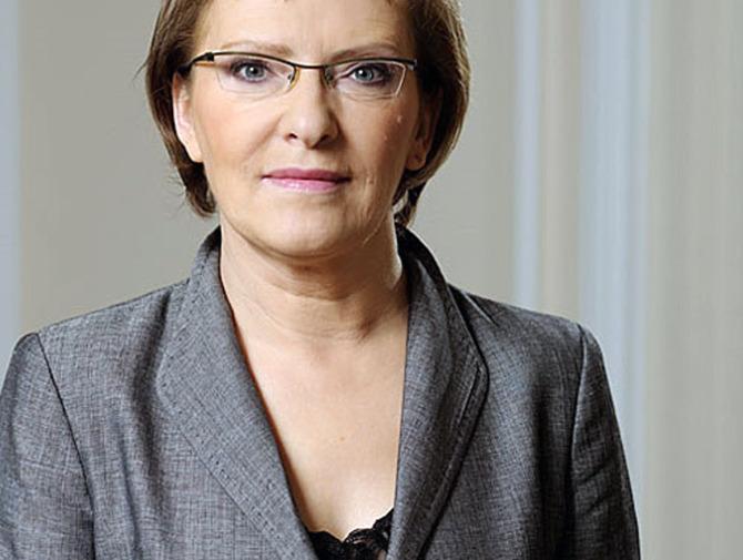 Ewa Kopacz: Primo Ministro!