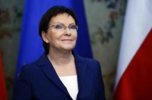Polonia, nuovo premier Ewa Kopacz presenta governo