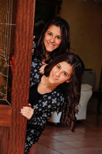 Le sorelle Scarpari