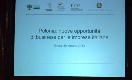 Komorowski a Roma per parlare di politica e business tra Italia e Polonia