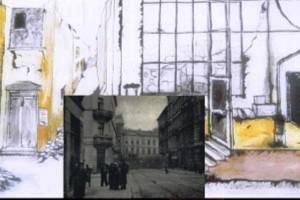 La città ricorda la distruzione del ghetto di Varsavia, prima rappresentazione mondiale per dramma di Colombini