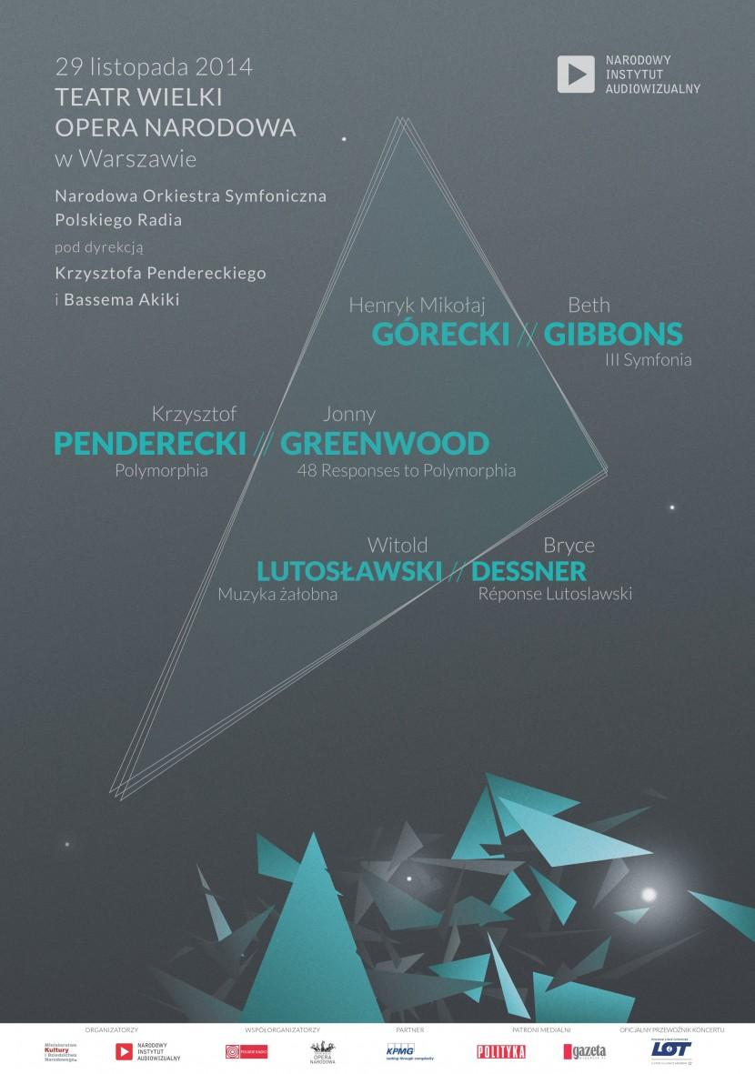 Da Greenwood a Lutosławski: classico e contemporaneo si incontrano al Teatr Wielki