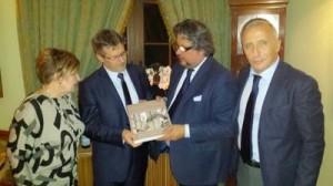 Palazzo del Gusto di Orvieto vola a Varsavia accordi commerciali