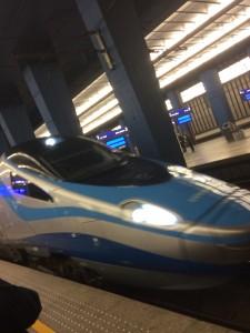 """In Polonia treni più veloci grazie al made in Italy. Parte il """"Pendolino"""" per il Varsavia-Cracovia"""
