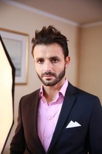 Leonardo Lacaria, nowa włoska twarz polskiego kina