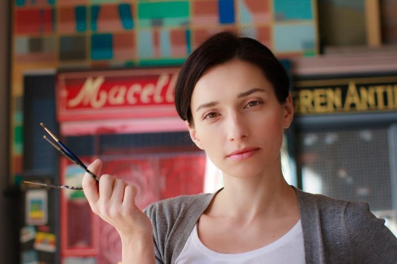 Marta Mężyńska, una pittrice della nuova generazione