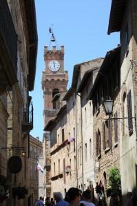Pienza, miasto zrodzone we śnie pewnego papieża