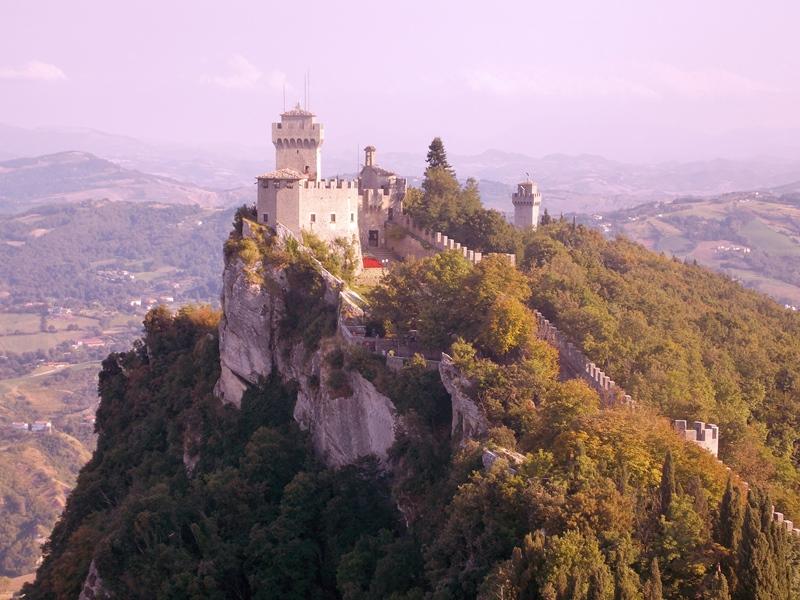 San Marino, luogo da favola