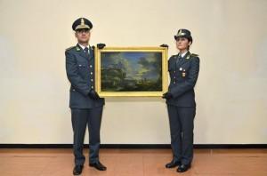 Recuperato in Italia capolavoro rubato dai nazisti in Polonia