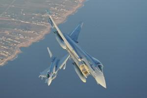 NATO: dowództwo misji patroli lotniczych nad Bałtykiem powierzone Włoskim Siłom Powietrznym