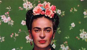 Frida Kahlo w stajniach papieskich na Kwirynale