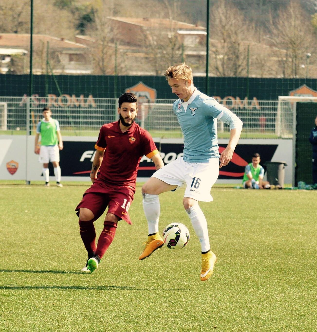 Michał Borecki: un dotato calciatore polacco nella Primavera della Lazio