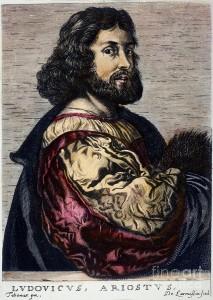 Złota oktawa Ludovica Ariosta
