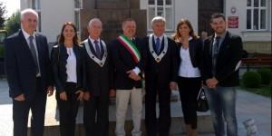 Delegazione gualdese a Krosno