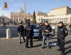 Giubileo, a Roma agenti da Spagna, Polonia e Usa insieme alla polizia italiana