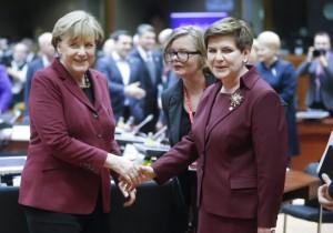 POLONIA OGGI: Beata Szydło a Berlino