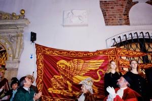 Il Leone di San Marco è tornato a Varsavia!