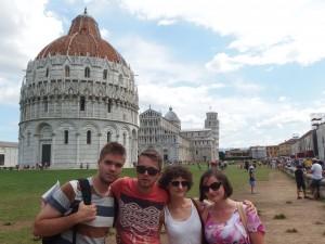 Moja wielka włoska wycieczka