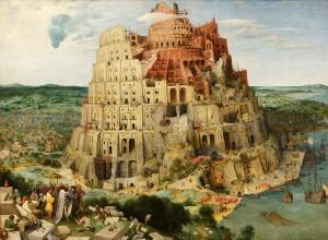 Dante, dalla Torre di Babele al volgare illustre