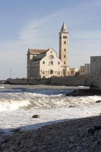 Trani, la città con la cattedrale sul mare