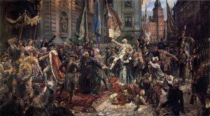 La Costituzione polacca del 3 maggio 1791