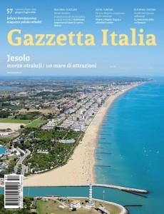 GAZZETTA ITALIA 57 (giugno-luglio 2016)