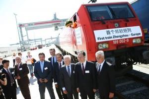 POLONIA OGGI: La nuova Via della seta, oggi l'arrivo del treno proveniente dalla Cina