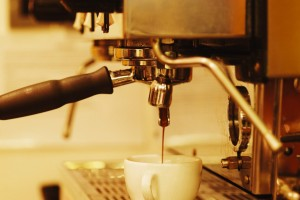 La nascita della macchina espresso