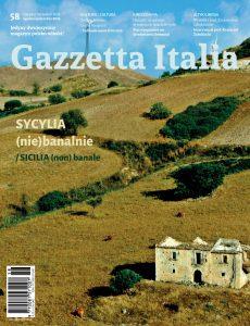 GAZZETTA ITALIA 58 (sierpień-wrzesień 2016)