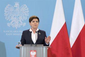 POLONIA OGGI: Terremoto nel centro Italia: Beata Szydło in Ambasciata per firmare il registro delle condoglianze
