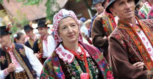 POLONIA OGGI: Il Festival Internazionale del Folklore delle Terre di Montagna a Zakopane