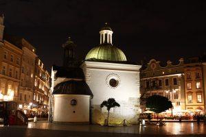 """POLONIA OGGI: Illuminazione """"intelligente"""" di Cracovia"""