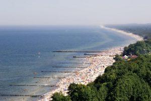 POLONIA OGGI: Record di turisti sulla costa polacca