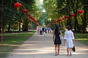 POLONIA OGGI: Spettacoli cinesi nel cuore di Varsavia