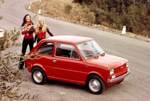 Polonia Oggi: Una Fiat 126 per Tom Hanks!